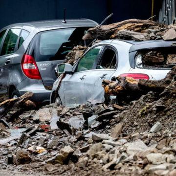 Germania: l'alluvione provoca oltre 40 morti