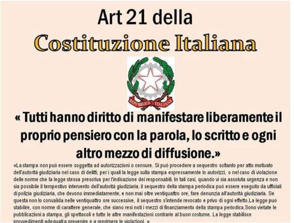 Gli italiani come i francesi dissentono contro il Green Pass: 24 Luglio 2021 – manifestazioni programmate in tutto il paese