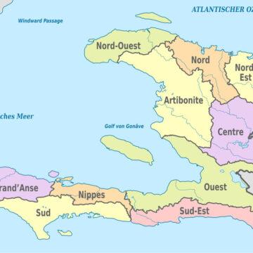 Haiti: terremoto di magnitudo 7