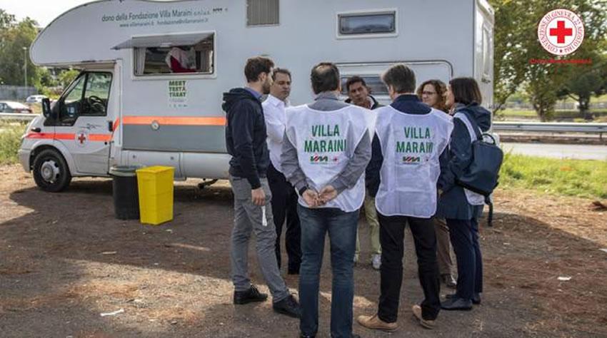 31 Agosto – Giornata Mondiale per il contrasto all'Overdose: Villa Maraini lancia alcune iniziative