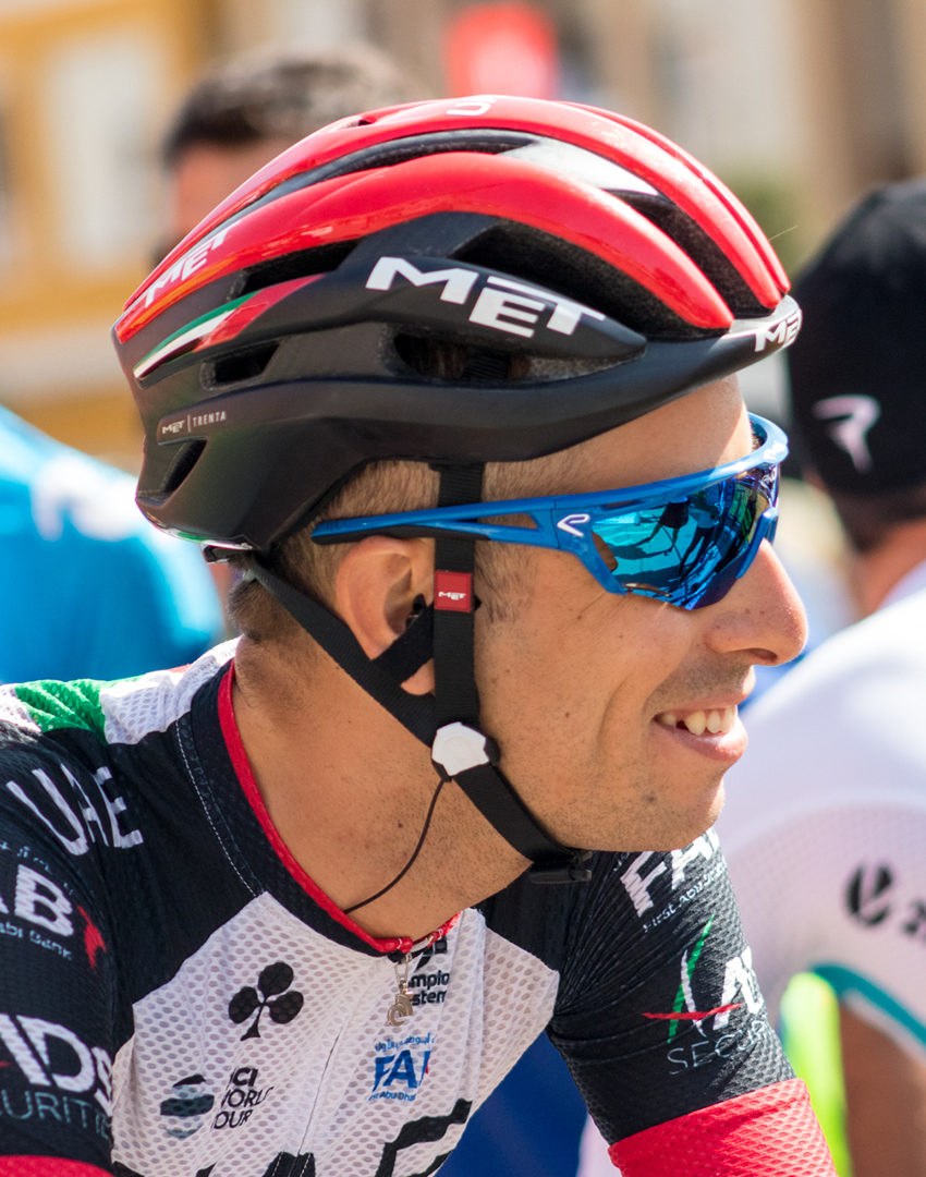 Fabio Aru:  dà l'addio al ciclismo ma non alla bici